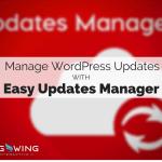 Easy Updates Manager for Wordpress slide