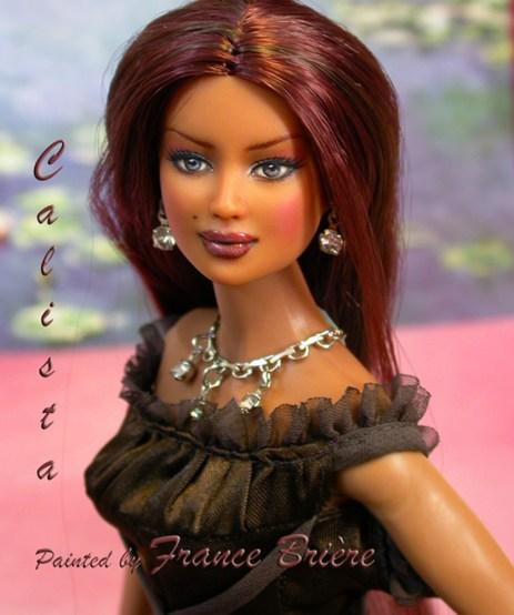 Barbie Calista