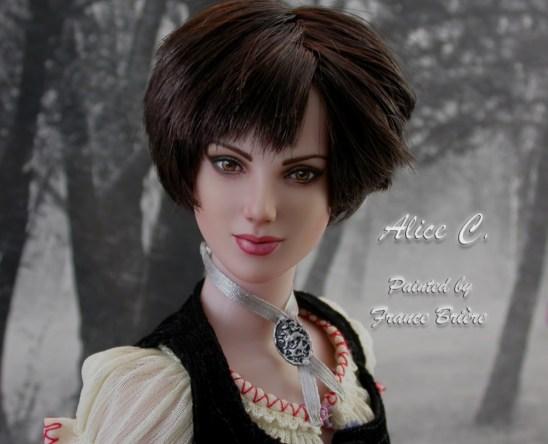 Tonner Alice 12