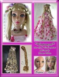 Tonner Rapunzel