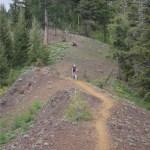 Miller Peak: Half a peak is better than none