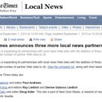 Seattle Times Adds BikeIntelligencer As News Partner Site
