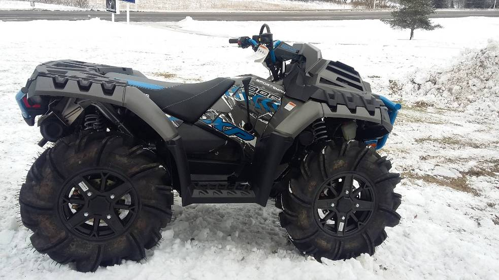 Sportsman XP 1000 High Lifter Edition - 06
