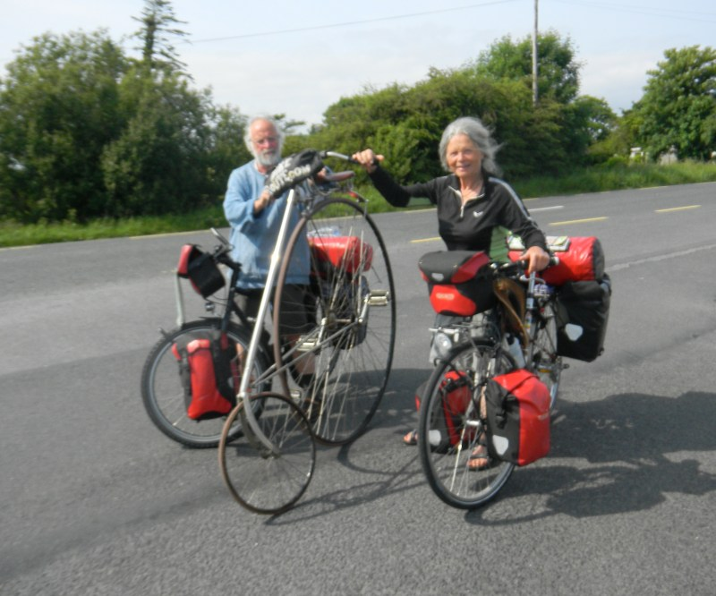 German Cycle Seniors in Ireland