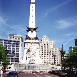 Indianapolis - ProcJMIndyMonument