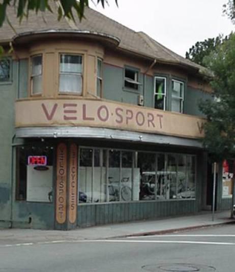 2003 Berkeley - VeloSport