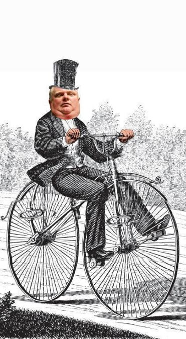 Toronto Mayor Tore Out City's Bike Lanes, Saved Motorists 2 Mins - Won Their Vote