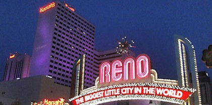 Reno, NV Anchored First on NBG TransAmerica Route