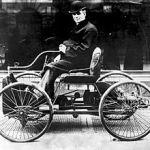 Ford's quadricycle.