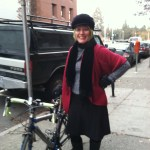Starting the New Year off Right: On my Bike!