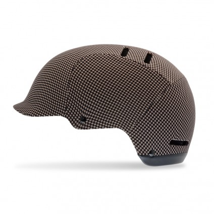 Where can you find a good looking bike helmet  Dappered