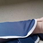 Broken Elbow Style Is Sleeveless