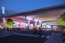 What does walking and biking have to do with I-4 Ultimate?