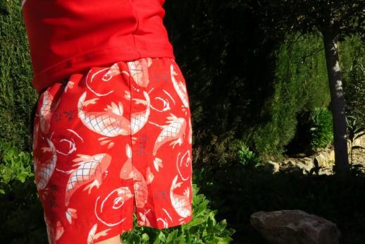 Sunuva boys koi rash vest and shorts