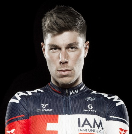 Jonathan Fumeaux - Photo IAM Cycling