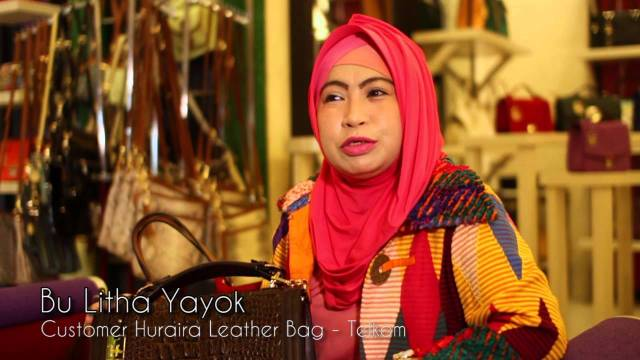 Pengenalan Singkat Huraira Leather Bag