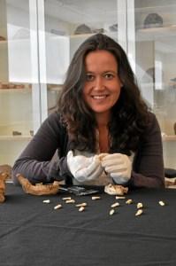 La antropóloga ourensana María Martinón-Torres ofrece una charla hoy en Bilbao con motivo del Darwin Eguna. FOTO: Archivo