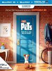 Pets (Blu-ray 3D + 2D)