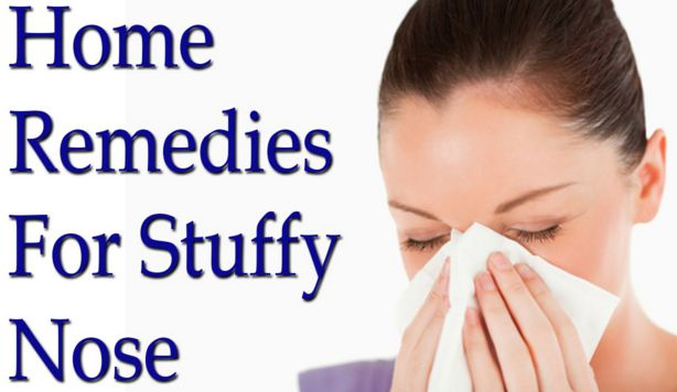 How to Get Rid of a Stuffy Nose: Step by Step Guide