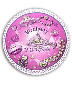prinsesse-tallerken