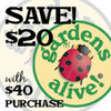 Gardens Alive: Organic Fertilizer and Pest Control