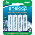 The Best Rechargeable Batteries: Sanyo Eneloop