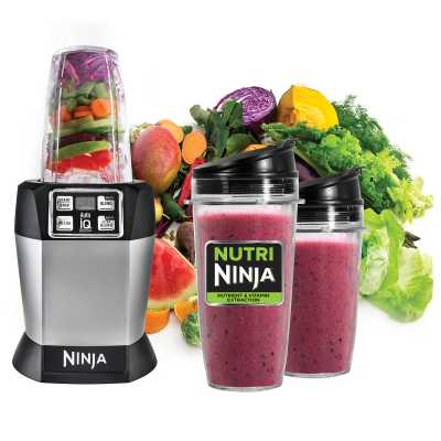The Best Blender: Nutri Ninja Auto IQ