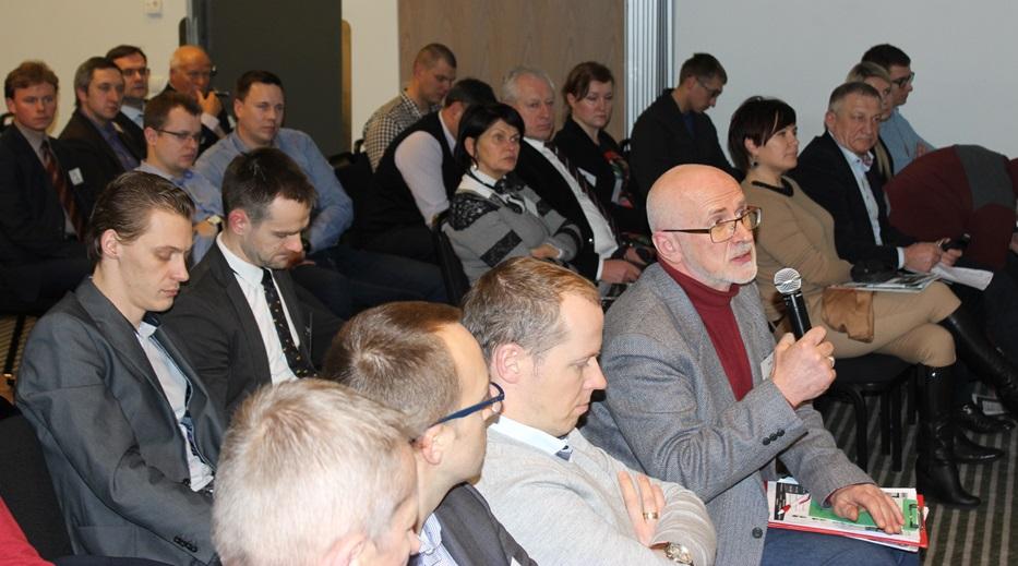 BIM Forum Vilnius 2016. Diskusijos ir klausimai