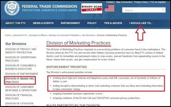 FTC USA