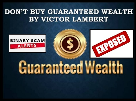 Guaranteed Wealth Scam2