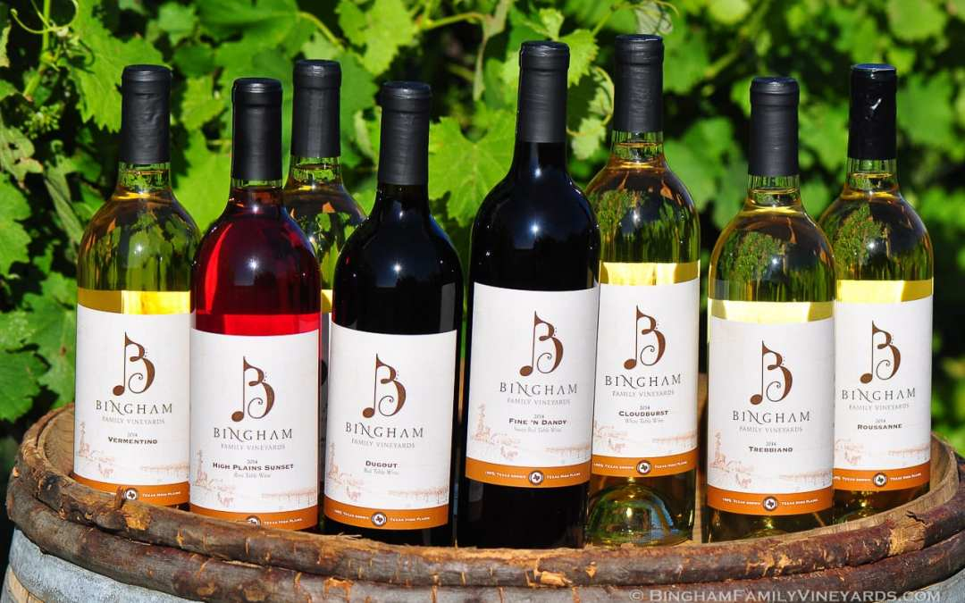 2015 Lone Star Wine Competition