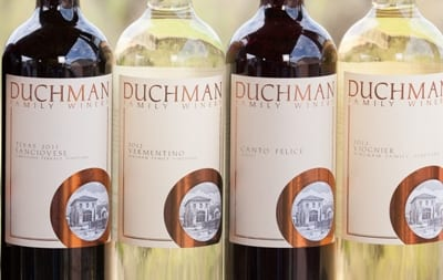 Duchman Family Winery – Texas Wine and Trail Magazine