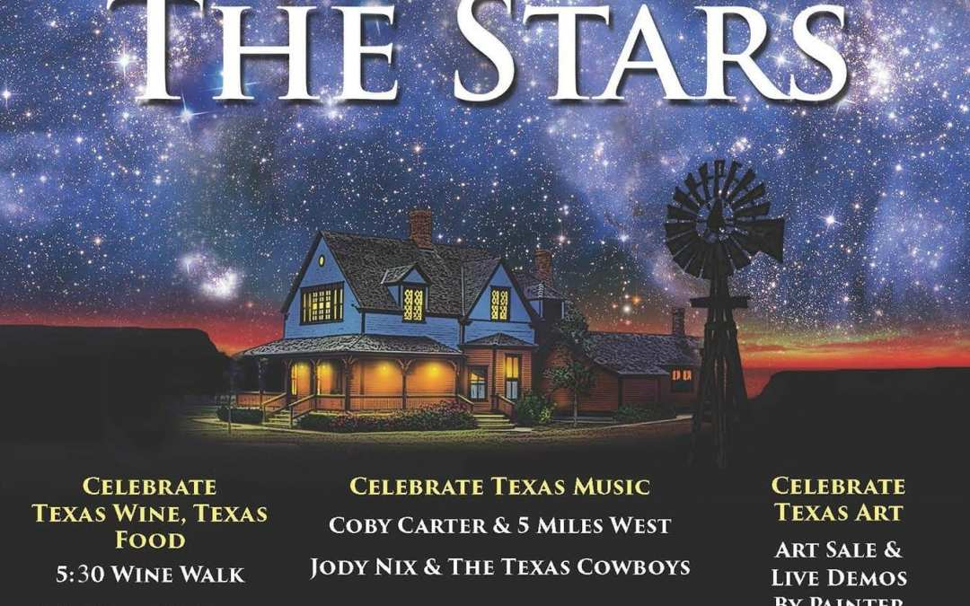 Goodnight Under the Stars in Goodnight, Texas
