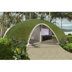 Ideal View Project Binishells Redesigning Constructionhome Binishells Binishell Dome Homes Buy Colorful Binishell Dome Homes