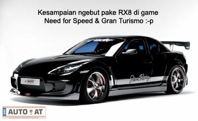 Mazda RX-8 Guntar