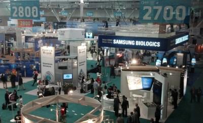 BIO 2012 convention hall