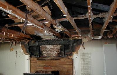 Fire Damage Restoration St louis