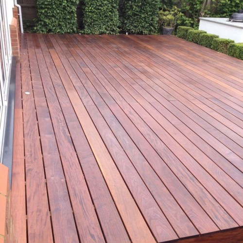 Medium Of Deck Board Spacing
