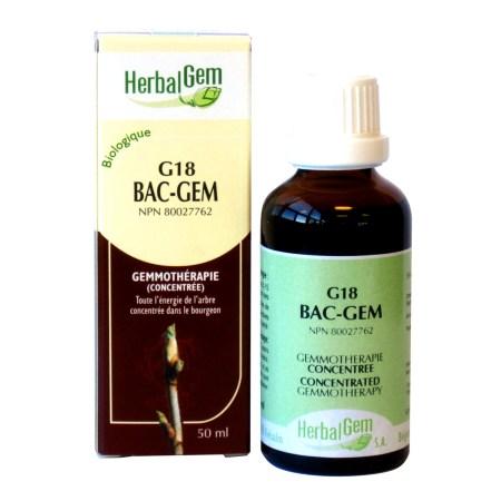 G18 BAC-GEM HerbalGem