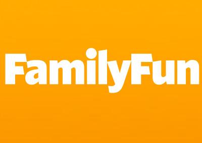 FamilyFun Redesign