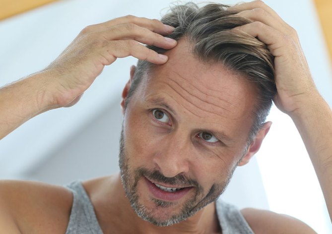 Hair Loss Clinic Dubai