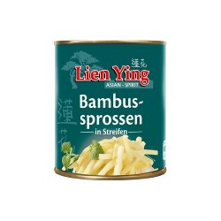 Bambusové výhonky 170g