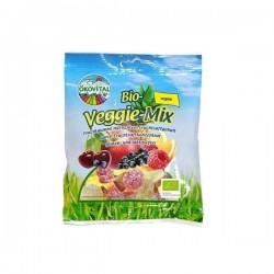 Cukríky Veggie mix gumenné bez želatíny BIO 100g