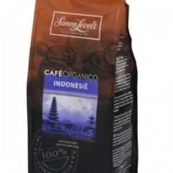Káva Indonézia,  arabica mletá BIO 250g