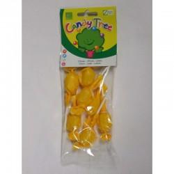 Lízanka citrón BIO 7x10g
