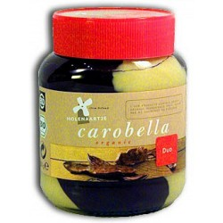 Pomazánka karobová Carobella DUO BIO 350g