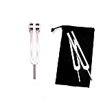 Begginner's Set tuning forks only: 1 Set of Body Tuners C & G and 1 Otto 128