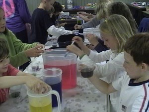 Color Mixing Lab