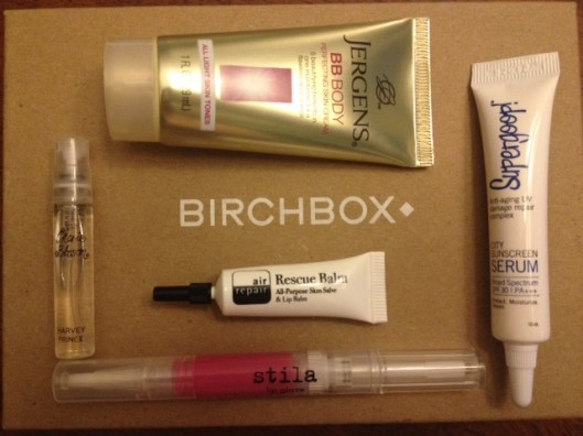 Birchbox bijou March14
