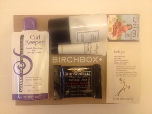 Birchbox birdie March14
